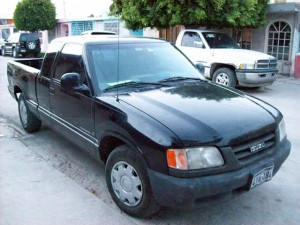 Does this look like a drug dealers truck?