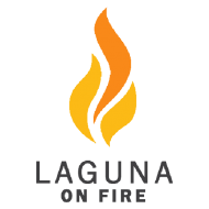 Laguna On Fire